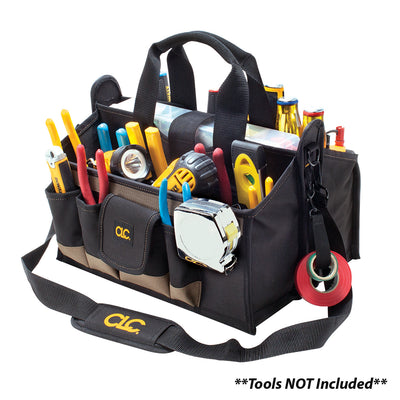 CLC 1529 16 Center Tray Tool Bag