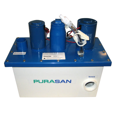 Raritan Purasan trade EX Treatment System - Pressurized Fresh Water - 12V
