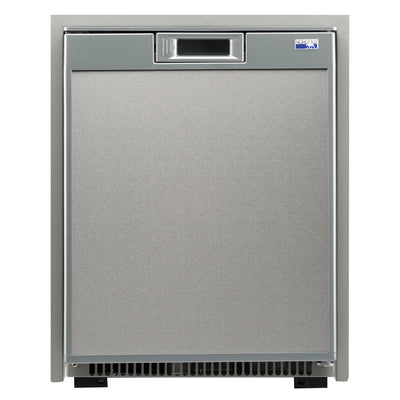 Norcold 1.7 Cubic Feet AC/DC Marine Refigerator - Stainless Steel