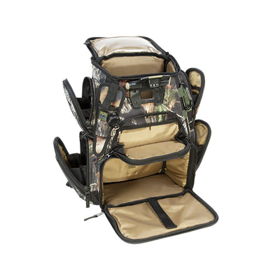 Wild River RECON Mossy Oak Compact Lighted Backpack w o Trays
