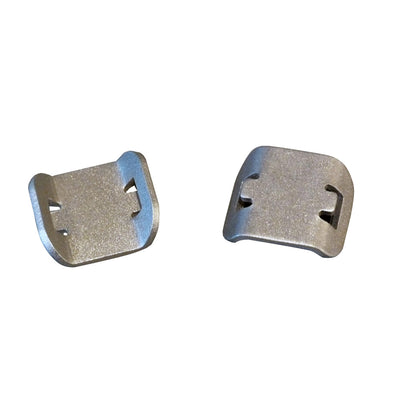 Weld Mount AT-9 Aluminum Wire Tie Mount - Qty. 100
