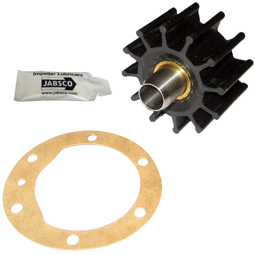 Jabsco Impeller Kit - 12 Blade - Nitrile - 2- 188 Diameter
