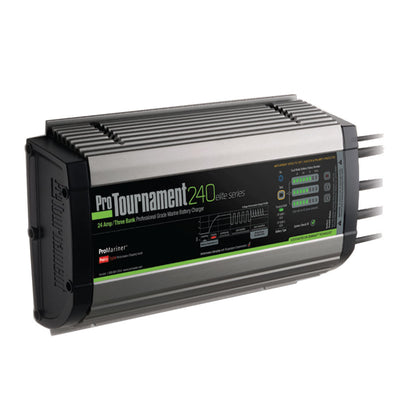 ProMariner ProTournament 240elite< i> Triple Charger - 24 Amp, 3 Bank