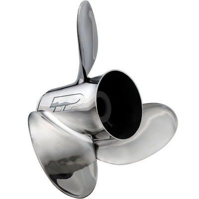 Turning Point Express EX1-1321/EX2-1321 Stainless Steel Right-Hand Propeller - 13.25 x 21 - 3-Blade
