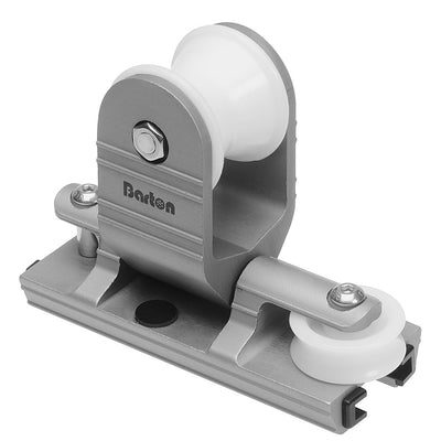 Barton Marine Towable Genoa Car - Fits 25mm(1 ) T-Track