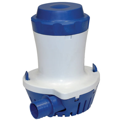 SHURFLO 2000 Bilge Pump - 24VDC, 2000GPH - 1-1 8 Port Submersible
