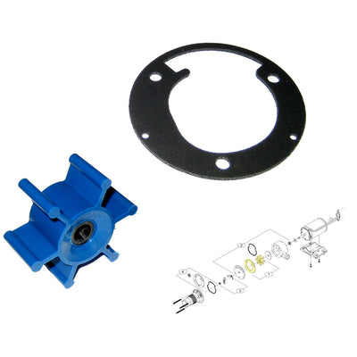 SHURFLO Macerator Impeller Kit f 3200 Series - Includes Gasket