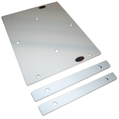 Edson Vision Series Mounting Plate f Simrad HALO trade Open Array - Hard Top Only