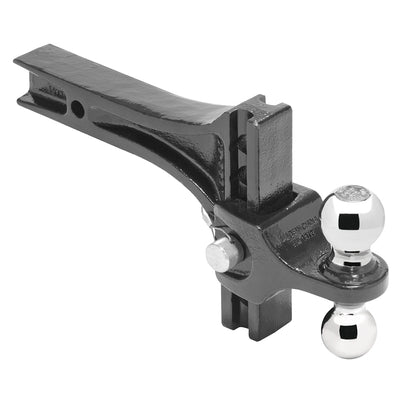 Pro Series Adjustable Dual Ball Mount