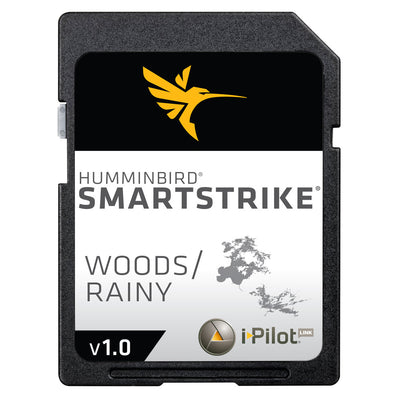 Humminbird SmartStrike Woods Rainy