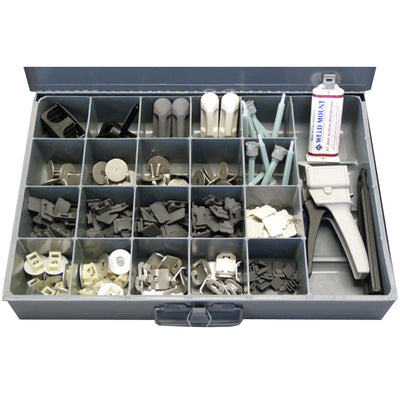 Weld Mount Industrial Kit w/AT-8040 Adhesive