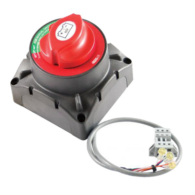BEP Remote Operated Battery Switch w/Optical Sensor - 500A 12/24v