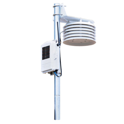 Davis Temperature/Humidity Sensor w/24-Hour Fan Aspirated Radiation Shield