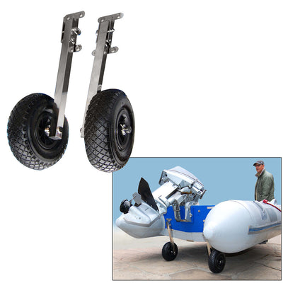 Davis Wheel-A-Weigh Standard Launching Wheels