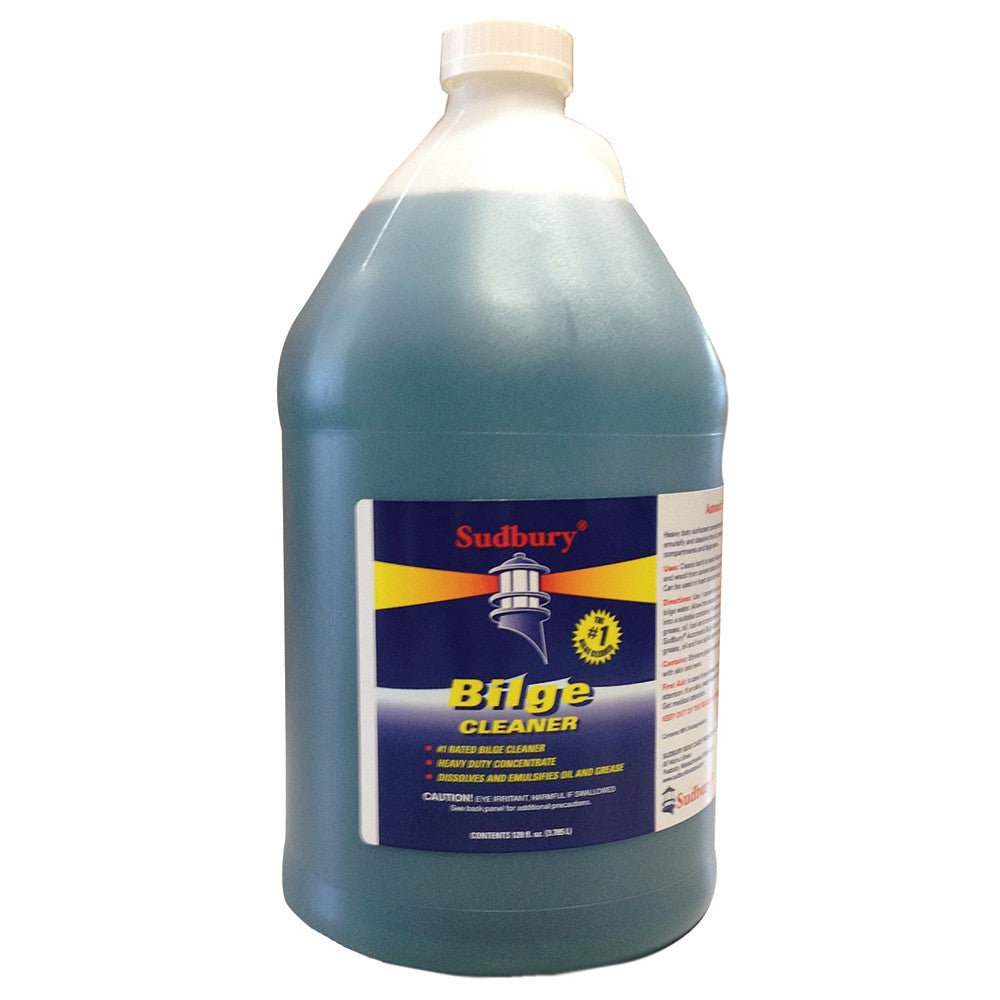 Sudbury Automatic Bilge Cleaner - Gallon