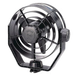 Hella Marine 2-Speed Turbo Fan - 12V - Black