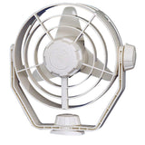 Hella Marine 2-Speed Turbo Fan - 12V - White