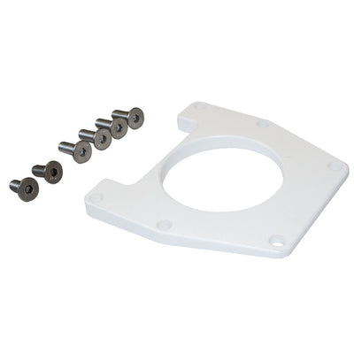 Edson 4 Deg. Wedge for Under Vision Mounting Plate