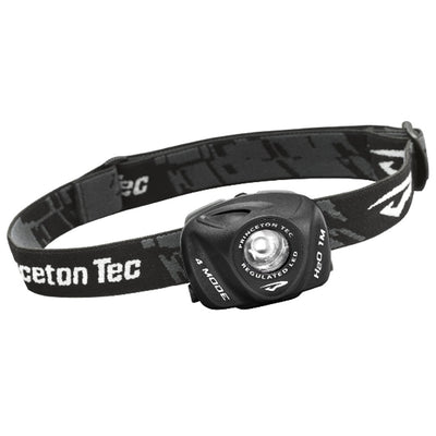 Princeton Tec EOS 130 Lumen LED Headlamp - Black