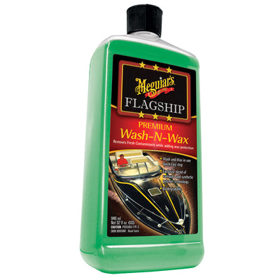 Meguiar #39s Marine Flagship Wash N Wax - *Case of 6*