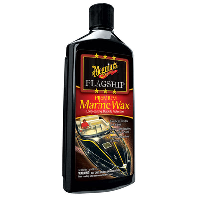 Meguiar #39s Flagship Premium Marine Wax - *Case of 6*