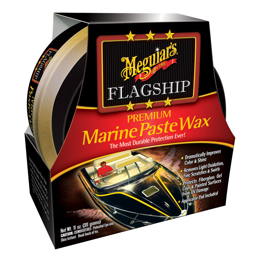 Meguiar #39s Flagship Premium Marine Wax Paste - *Case of 6*