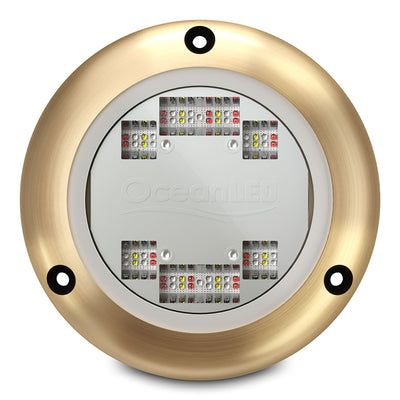 OceanLED Sport S3166s Multi-Color Surface Mount Underwater LED Light