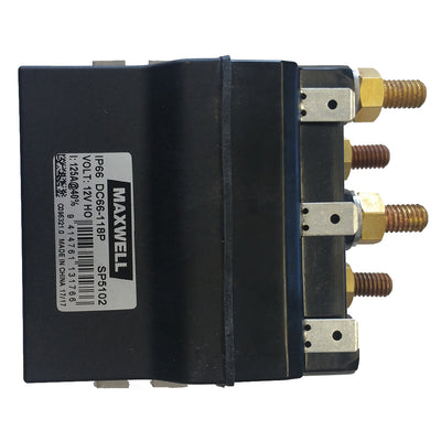 Maxwell PM Solenoid Pack - 12V