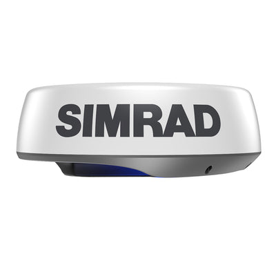 Simrad HALO24 Radar Dome w/Doppler Technology