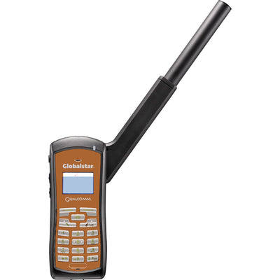 Globalstar GSP-1700 Pre-Owned Satellite Phone Bundle Includes Phone Battery, Wall Charger, Car Charger and Case