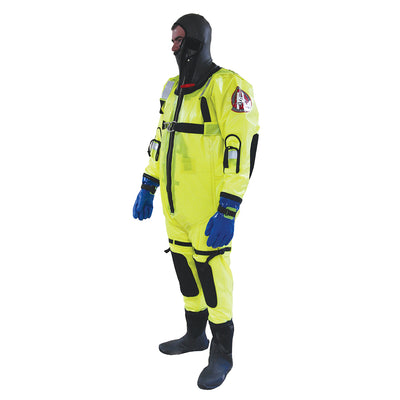 First Watch RS-1000 Ice Rescue Suit - Hi-Vis Yellow