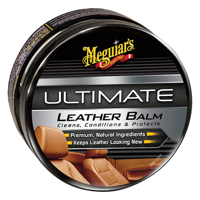 Meguiar's Ultimate Leather Balm - 5oz. *Case of 4*
