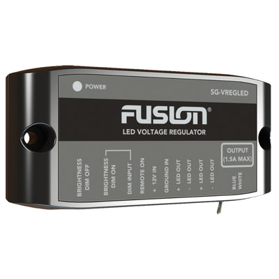 FUSION Signature Series Dimmer Control & LED Voltage Regulator