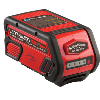 StrikeMaster Lithium 40V Battery