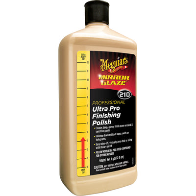 Meguiar's Ultra Pro Finishing Polish - 32oz