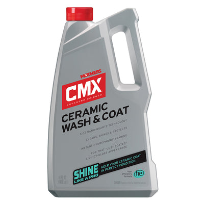 Mothers CMX Ceramic Wash & Coat - 48oz *Case of 6*