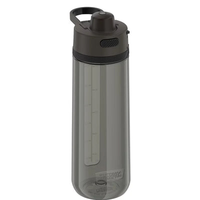 Thermos Guard Collection Hard Plastic Hydration Bottle w/Spout - 24oz - Espresso Black