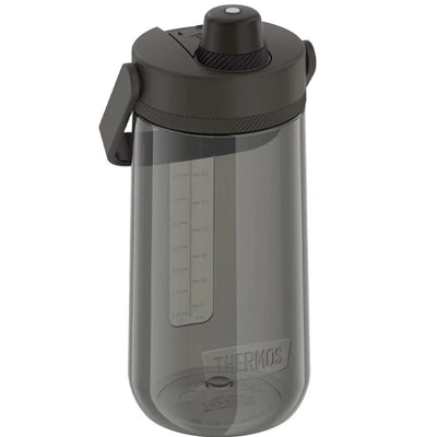 Thermos Guardian Collection Hard Plastic Hydration Bottle w/Spout - 40oz - Espresso Black