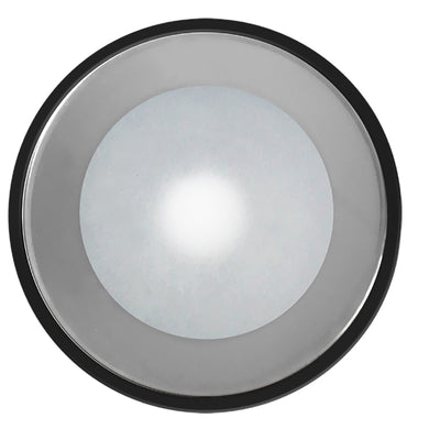Shadow-Caster DLX Series Down Light - Chrome Housing - Full-Color