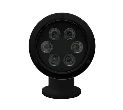 ACR RCL50 LED Searchlight Black Housing