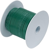 Ancor Wire, 100' #8 Tinned Copper, Green