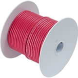 Ancor Wire, 100' #1/0 Tinned Copper, Red