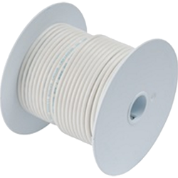 Ancor Wire, 500' 16/2 Tinned Copper, White