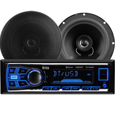 Car Stereo Package, AM/FM/MP3