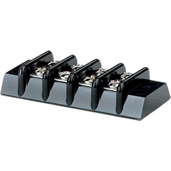 Blue Sea Systems Terminal Block 30A, 4 Indpndnt Circuits