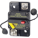 Blue Sea Systems Breaker, 285, Surface Mnt, DC 50A