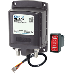 Blue Sea Systems 12VDC Automatic Charging Relay