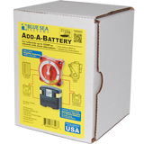 Add-A-Battery Kit w/ACR, 120A, Boxed