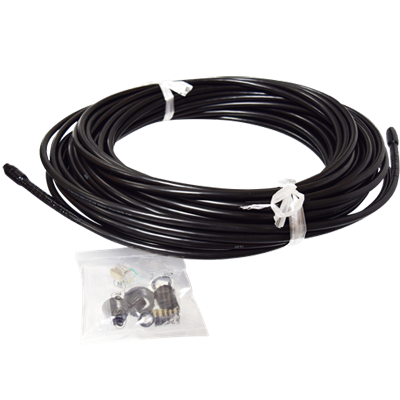 Cable, 30 M, w/Connector Kit, for SC70
