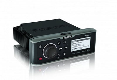 Fusion MS-AV650 AM/FM/DVD Sirius Ready Bluetooth